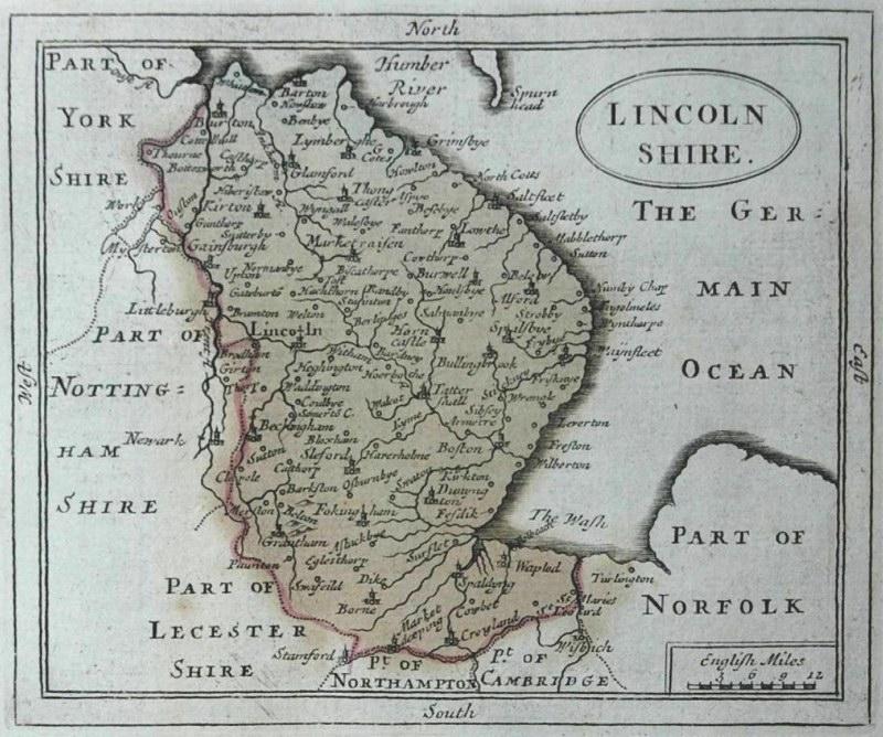 Maps placenames